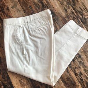 J Crew Light Khaki Pants